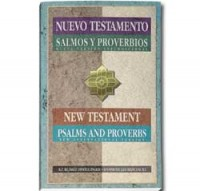 Spanish English Bilingual New Testament